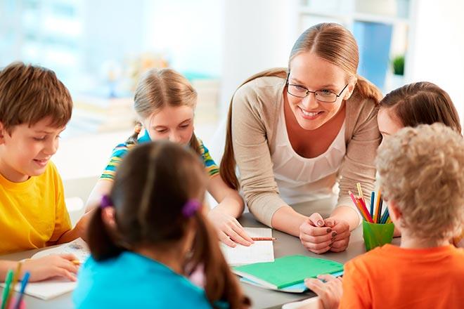 Занятия с детьми в патронатной семье