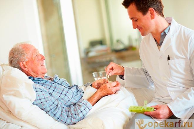 Лекарство для престарелого