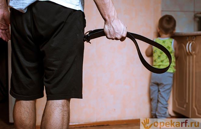 Наказание несовершеннолетнего