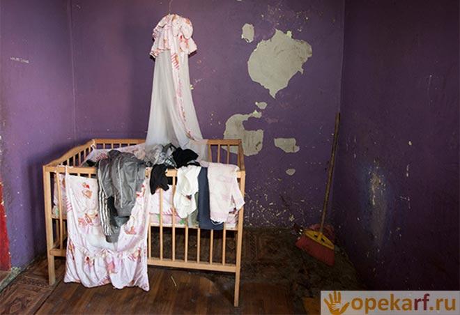 Детская комната без ремонта