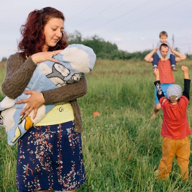 земельный участок на третьего ребенка