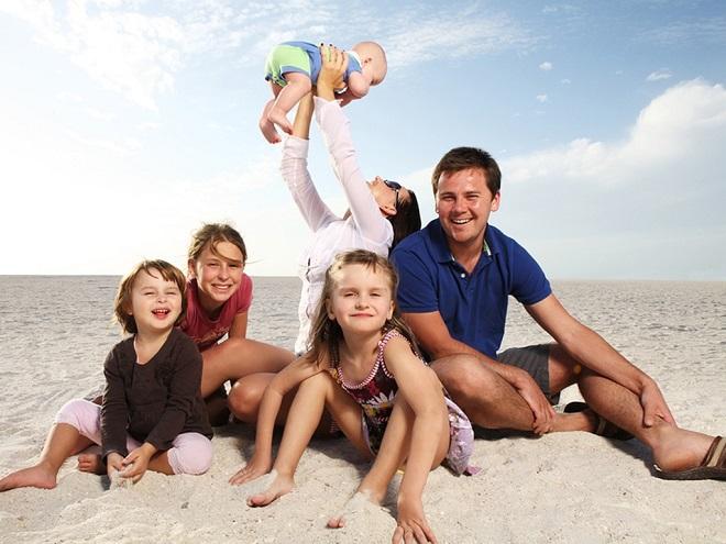 Предоставление отпуска многодетным родителям