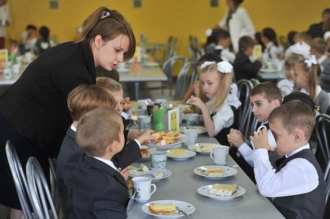 Как оформить бесплатное питание в школе для многодетных семей