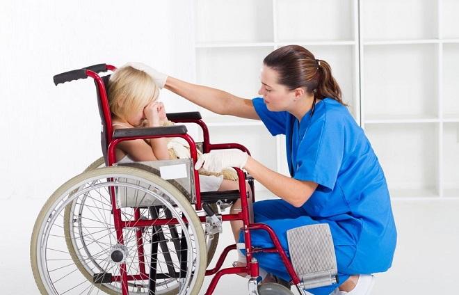 Помощь родителям детей-инвалидов