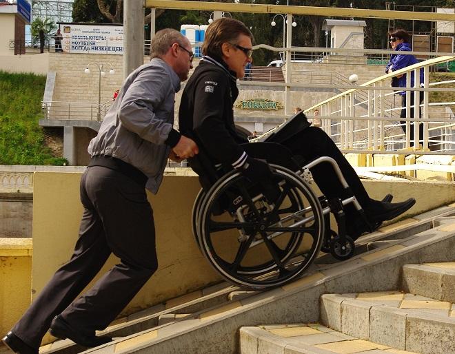 Виды помощи инвалидам