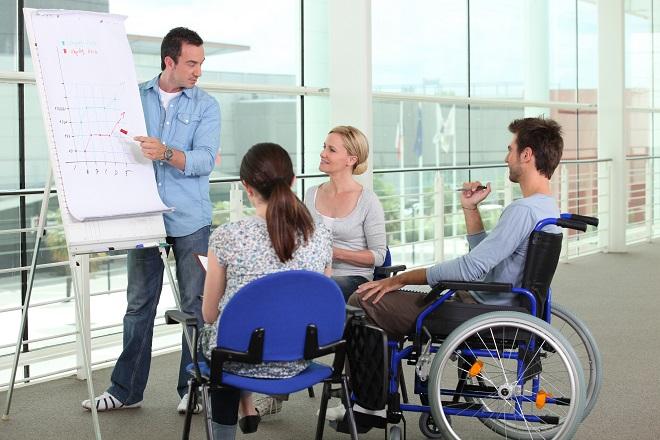 Виды и формы социальной работы с инвалидами