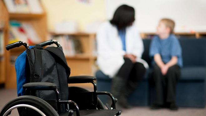 Помощь семьям с детьми-инвалидами