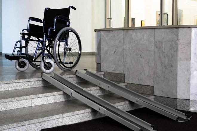 Проект {amp}quot;Доступная среда{amp}quot; для инвалидов