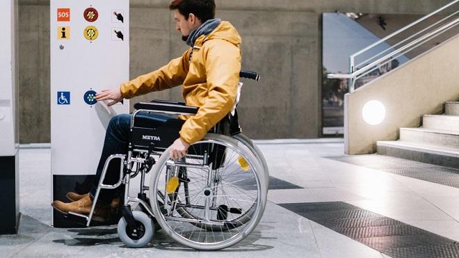 """Проект """"Доступная среда"""" для инвалидов"""