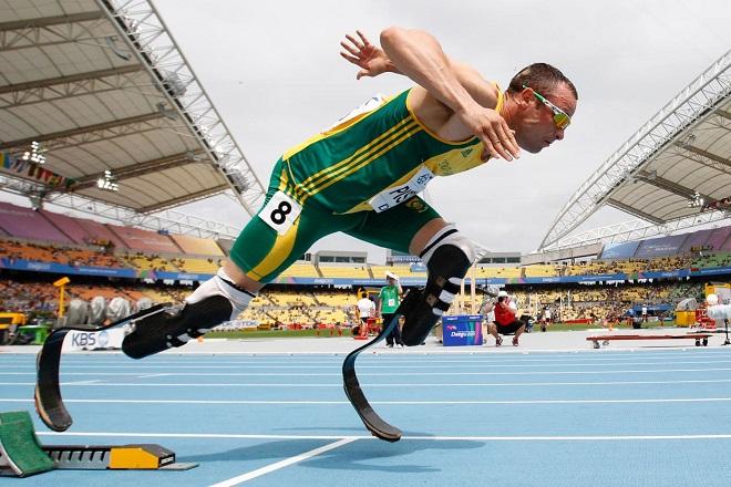 Соревнования для спортсменов-инвалидов