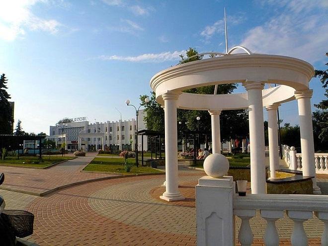 Саки - город инвалидов в Крыму