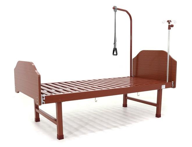 Виды и функциональные особенности кроватей для инвалидов