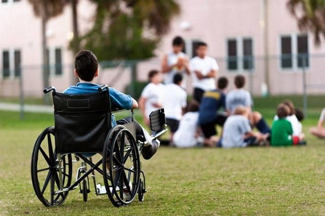Инвалиды детства