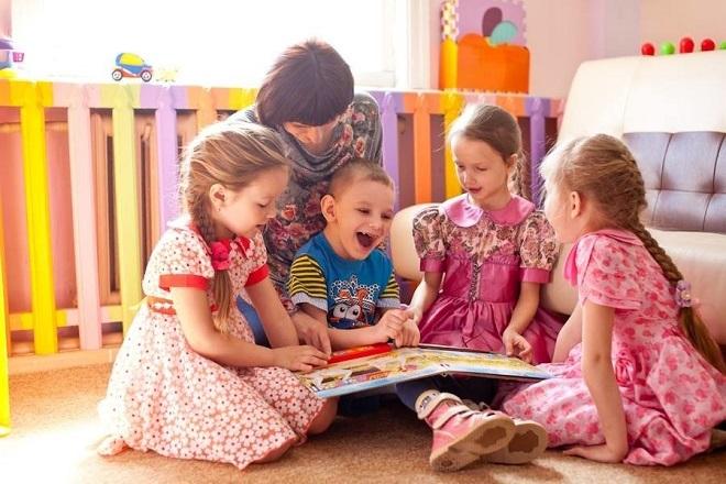 Ребенок-инвалид в детском саду