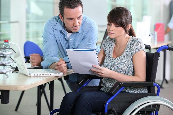 Продолжительность рабочего времени для инвалидов