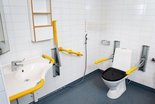 Санитарные узлы для инвалидов